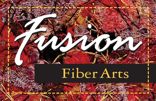 Fusion Fiber Arts Logo